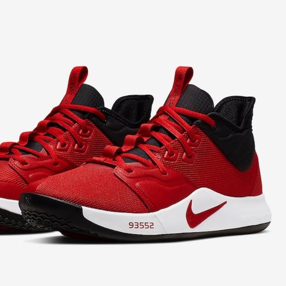 Nike Pg 3 Pe Elite 0 Rare Eybl Size 15